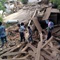 Photos: 雲南省 M6.5地震の大災害 (15)