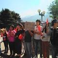Photos: 城管への暴力反対デモ この手作り感でホントに思える! (3)