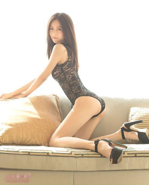 Photos: 卑猥な腰と卑猥なヒップッ(笑) 今日の大陸小姐 10-1 (1)