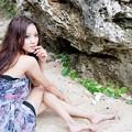 Photos: 美女のまなざしと露出した長い足 今日の気になる小姐 12-23 (3)