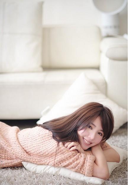 Photos: 美女の笑顔とちょっとHなポーズッ 今日の気になる小姐 12-30 (1)