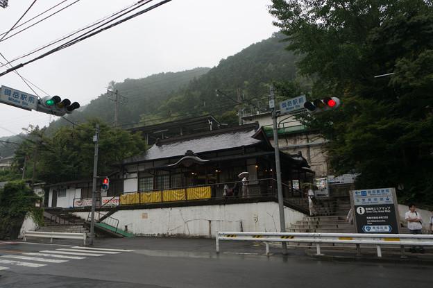 【御岳山・御嶽駅】