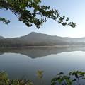 Photos: 長沢湖畔にて。