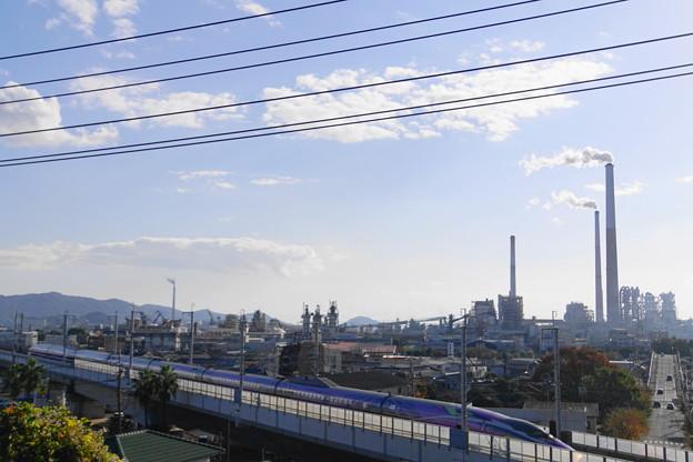 20151115  500 TYPE EVA下り@徳山