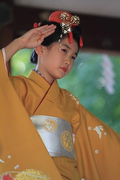 IMG_7157梨木神社・萩まつり・京舞・篠塚流