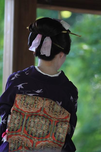 IMG_7185梨木神社・萩まつり・京舞・篠塚流
