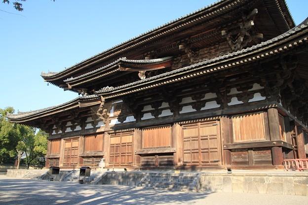 IMG_4511東寺(教王護国寺)・金堂(国宝)