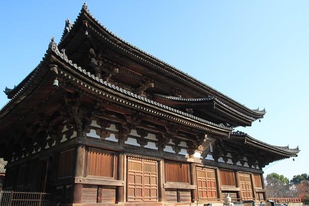 IMG_4516東寺(教王護国寺)・金堂(国宝)