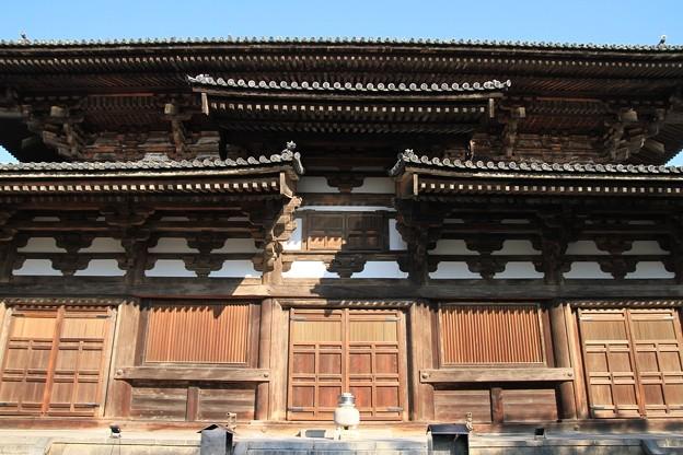 IMG_4517東寺(教王護国寺)・金堂(国宝)