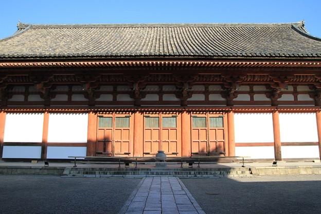 IMG_4520東寺(教王護国寺)・講堂(重要文化財)