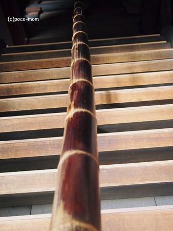 円教寺食堂 階段2014年04月12日_P4120179