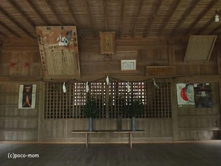 雷山雷神社 PA120376
