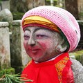Photos: 高野山 奥の院 お地蔵さまPB030717