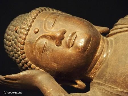 釈迦涅槃像 P1030235