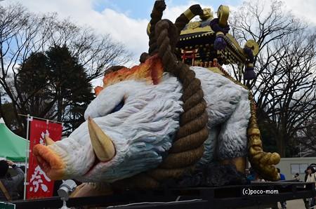 上野 藝祭神輿 DSC_0877