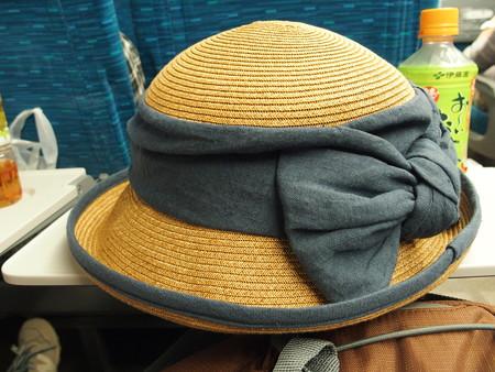 尾道 藤井製帽の帽子 P4170210