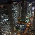 写真: 都庁からの夜景