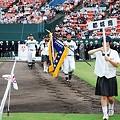 写真: 第90回高校野球県予選大会開会式7