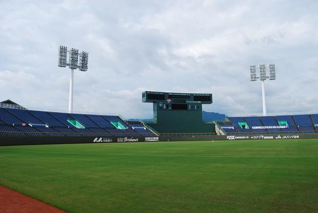 写真: 第90回高校野球県予選大会開会式2