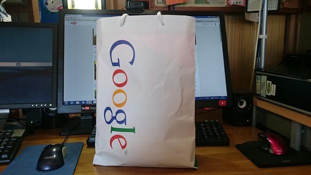 Googleから届きました!その1