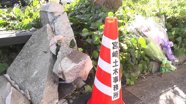 【宮崎市車暴走事故】事故の現場へ1