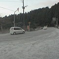 写真: 【新燃岳3度目の爆発的噴火】宮崎県高原町の様子11