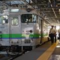 旭川駅 キハ40系気動車