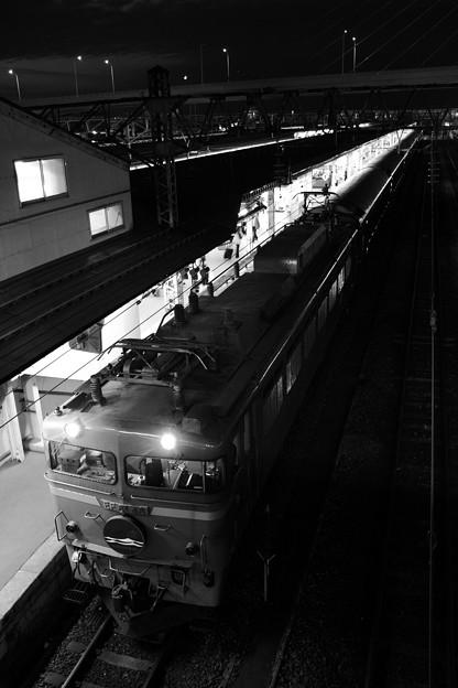 Photos: 寝台特急日本海