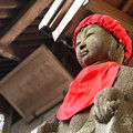 徳満寺 山門と地蔵