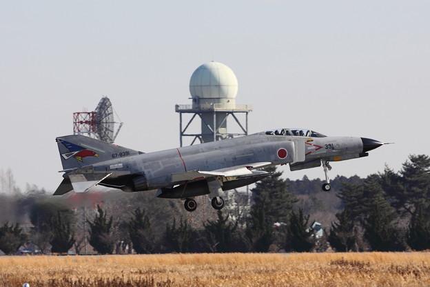 写真: F-4EJ改