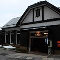 篠ノ井線 姨捨駅