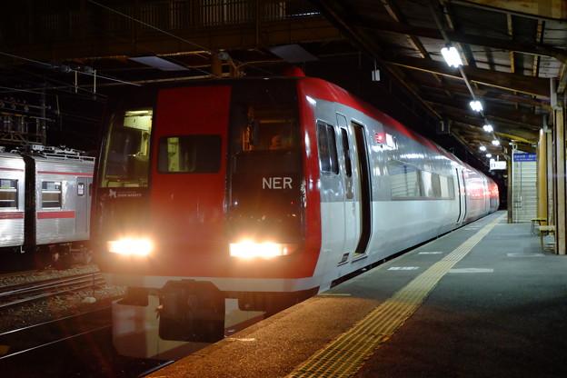 写真: 長野電鉄2100系 スノーモンキー