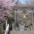 那須 温泉神社 鳥居