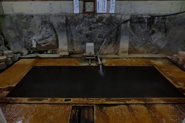 写真: 八町温泉共同浴場