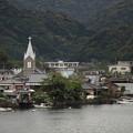 Photos: 海辺に立つ教会