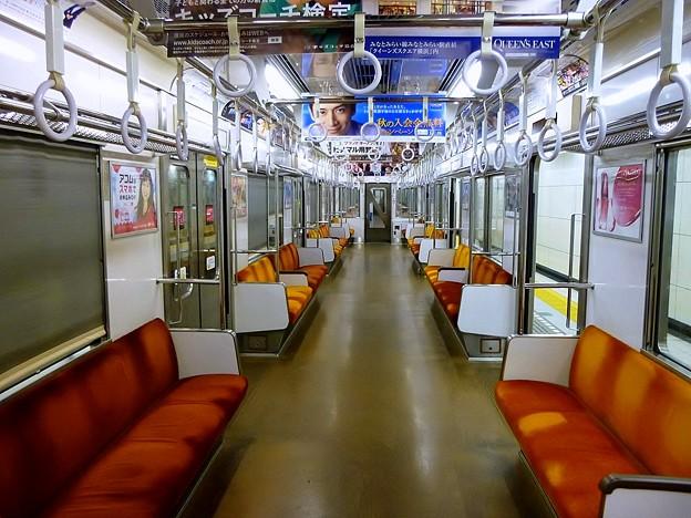 Photos: 東急田園都市線2000系 車内全景