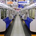 東武50050系(後期車)車内全景