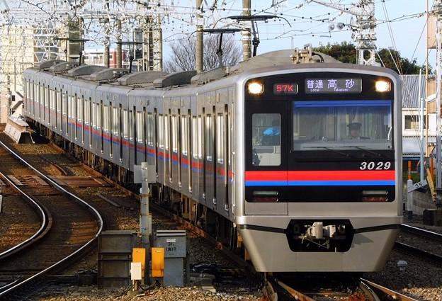 3000形3029F 普通KS10高砂(757K)