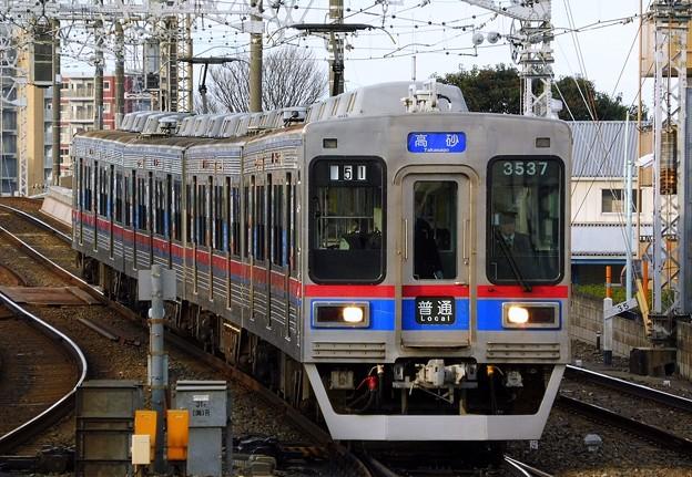 普通KS10高砂 3500形3540F(751レ)