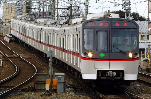 都営5300形5309F 普通KS10高砂(709T)