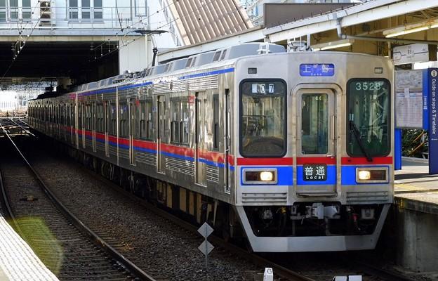 普通KS01上野 3500形3528F-3556F(906レ)