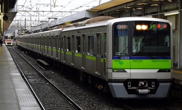 快速KO45橋本 都営10-300R形10-360F(2803レ)