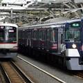 Photos: 9000系9108F〈L-train〉(4131レ)準急SI26飯能&東急5050系5169F(6610レ)各停MM06元町・中華街