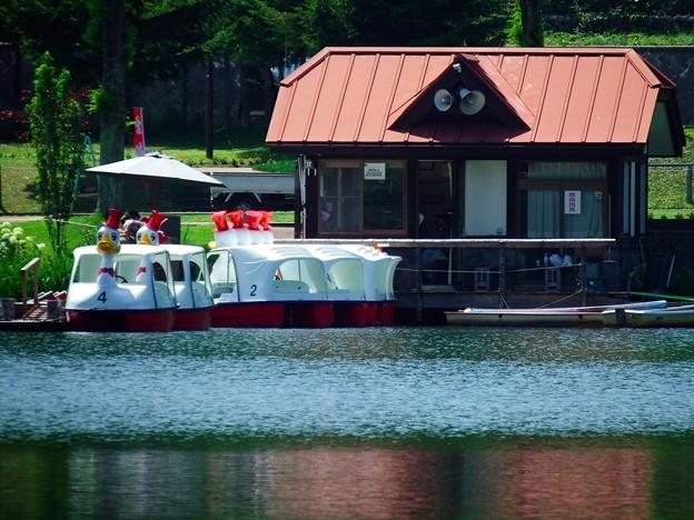 聖湖03「ボート乗り場」