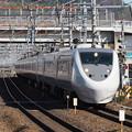Photos: 島本 681系+683系