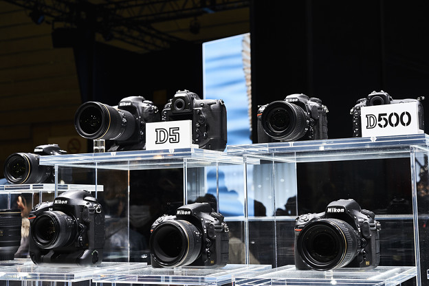 Photos: Nikon Dシリーズ