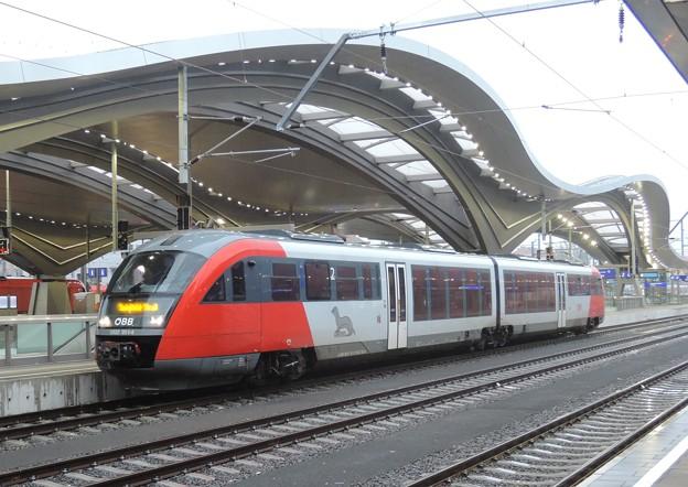 グラーツ駅