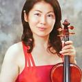 写真: 村上あゆ美 むらかみあゆみ ヴァイオリン奏者 ヴァイオリニスト  Ayumi Murakami