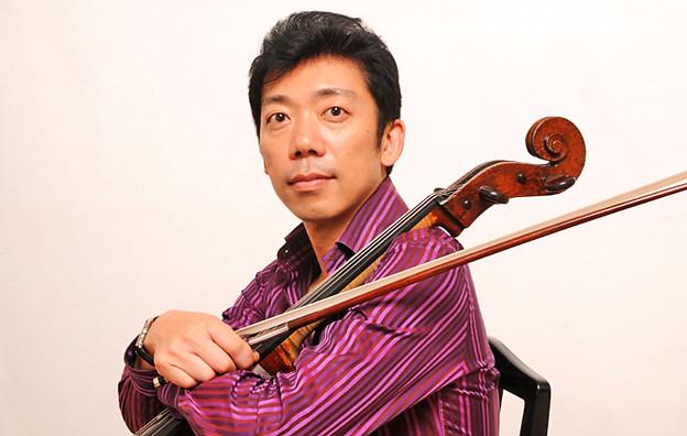 丸山泰雄 まるやまやすお チェロ奏者 チェリスト        Yasuo Maruyama