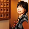 写真: 今井信子 いまいのぶこ ヴィオラ奏者 ヴィオリスト       Nobuko Imai